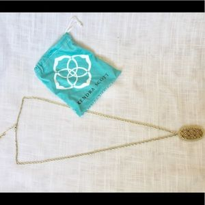 Kendra Scott Long Pendant Necklace